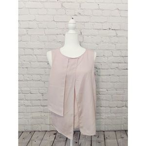 Violet and Claire Blush Pink Tank Top